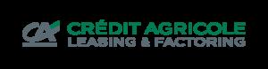 Logo CA Crédit Agricole leasing