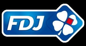 Logo FDJ Francaise des jeux